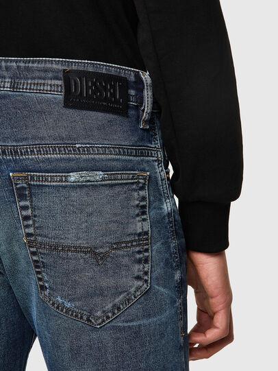 Diesel - Thommer JoggJeans® 069SR, Dunkelblau - Jeans - Image 3