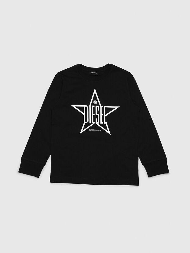 TDIEGOYH-ML, Schwarz - T-Shirts und Tops