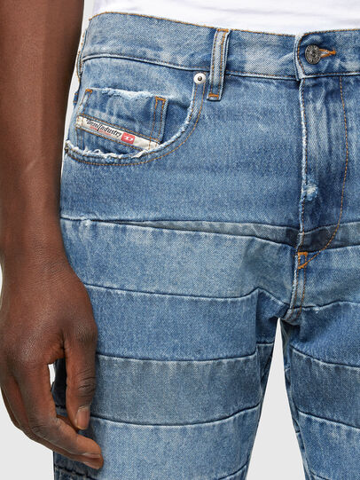 Diesel - D-Strukt 009UE, Hellblau - Jeans - Image 3