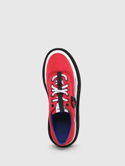 Diesel - H-SCIROCCO LOW, Feuerrot - Sneakers - Image 4
