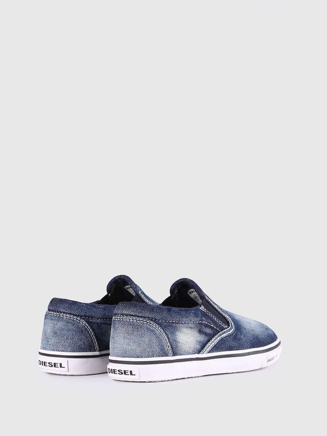 KIDS SLIP ON 21 DENIM YO, Jeansblau - Schuhe - Image 3