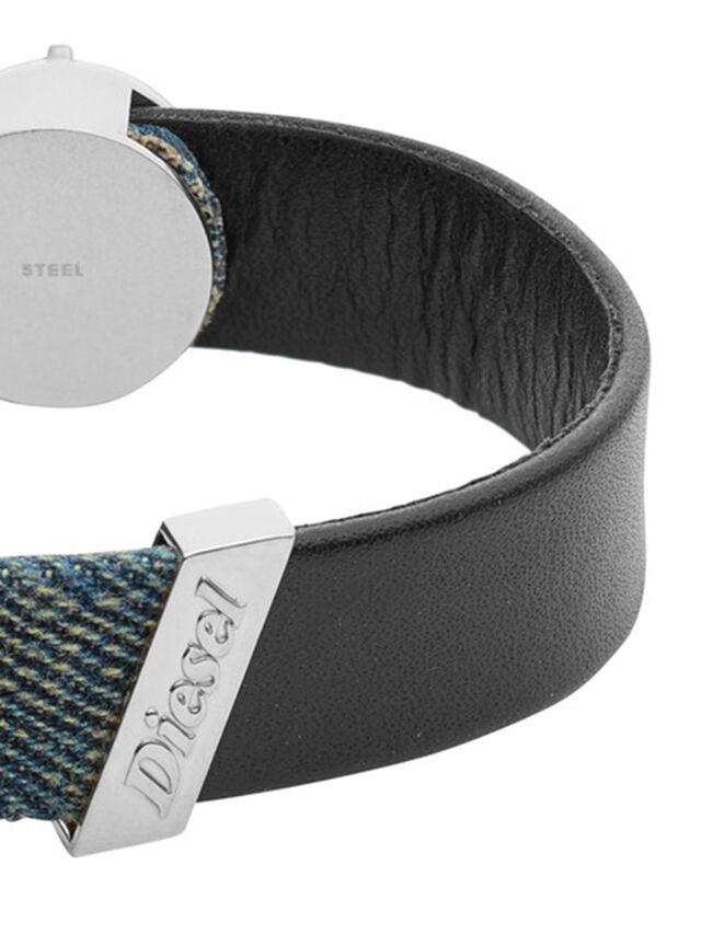 Diesel - BRACELET DX1029, Jeansblau - Armbänder - Image 2