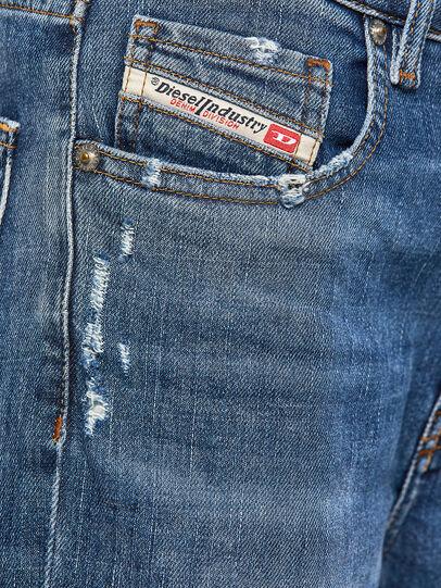 Diesel - Aryel 009CZ, Mittelblau - Jeans - Image 4