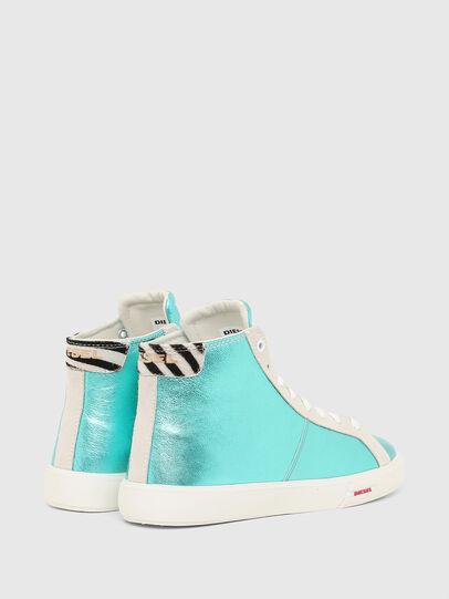 Diesel - S-MYDORI MC W, Azurblau - Sneakers - Image 3