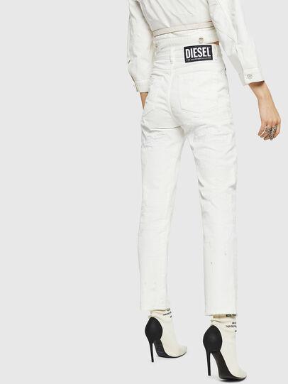 Diesel - D-Eiselle 069IJ, Weiß - Jeans - Image 2