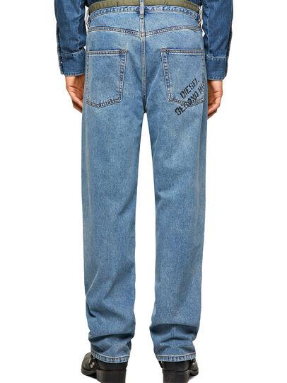 Diesel - DxD-P2 0CBBI, Hellblau - Jeans - Image 2