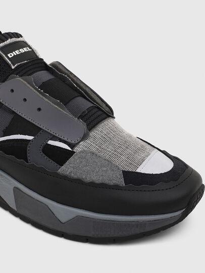 Diesel - S-BRENTHA DEC, Schwarz/Grau - Sneakers - Image 4