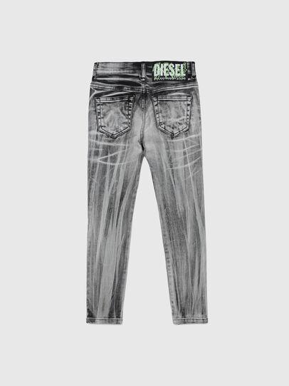 Diesel - D-SLANDY-HIGH-J, Schwarz - Jeans - Image 2