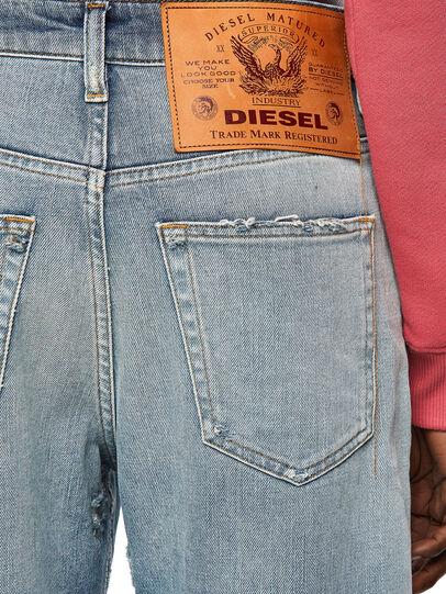 Diesel - D-Reggy 09A04, Hellblau - Jeans - Image 3