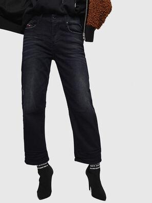 Aryel 0679R, Schwarz/Dunkelgrau - Jeans