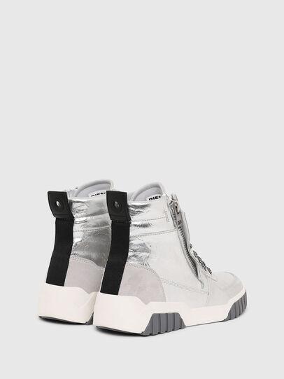 Diesel - S-RUA MID W, Silber - Sneakers - Image 3