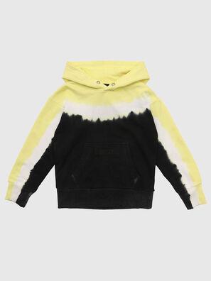 SALBYDEEP OVER, Schwarz/Gelb - Sweatshirts