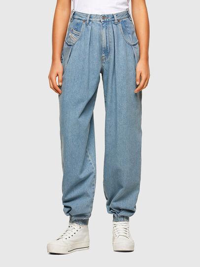 Diesel - D-Concias 009RQ, Hellblau - Jeans - Image 1