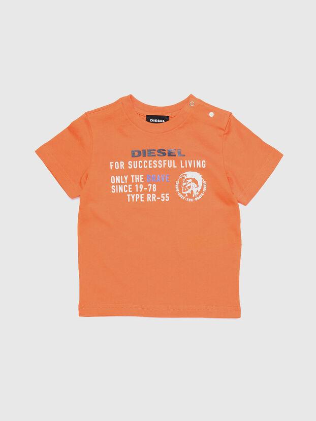 TDIEGOXB, Orange - T-Shirts und Tops