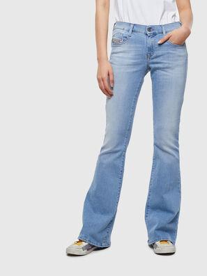 D-Ebbey 0095D, Hellblau - Jeans