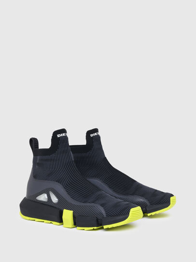 Diesel - H-PADOLA MID TREK, Schwarz - Sneakers - Image 2