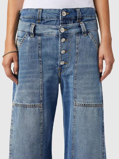 Diesel - D-Laly 0AFAM, Mittelblau - Jeans - Image 3