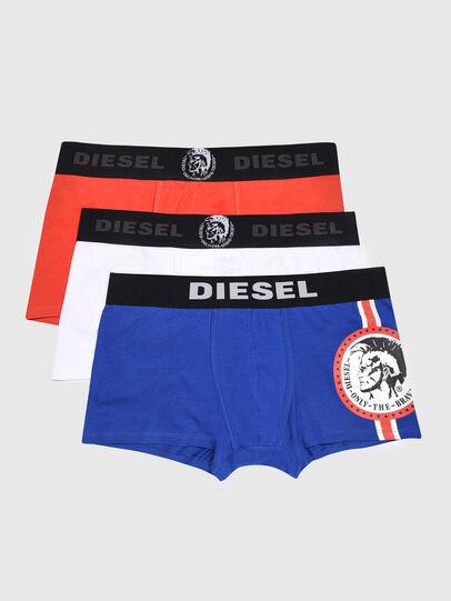 Diesel - UMBX-DAMIENTHREEPACK, Bunt/Blau - Boxershorts - Image 1