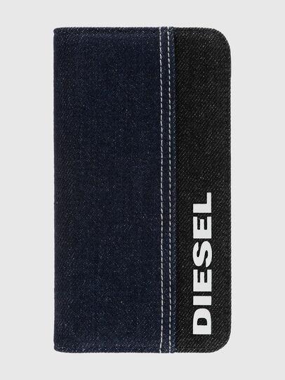 Diesel - DIPH-037-DENVL, Jeansblau - Klappcover - Image 4