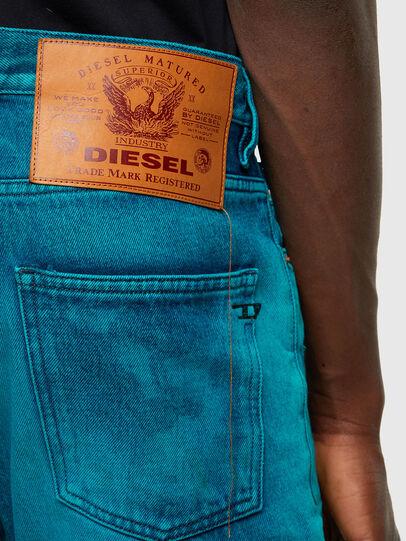 Diesel - D-Kras 009VK, Azurblau - Jeans - Image 4