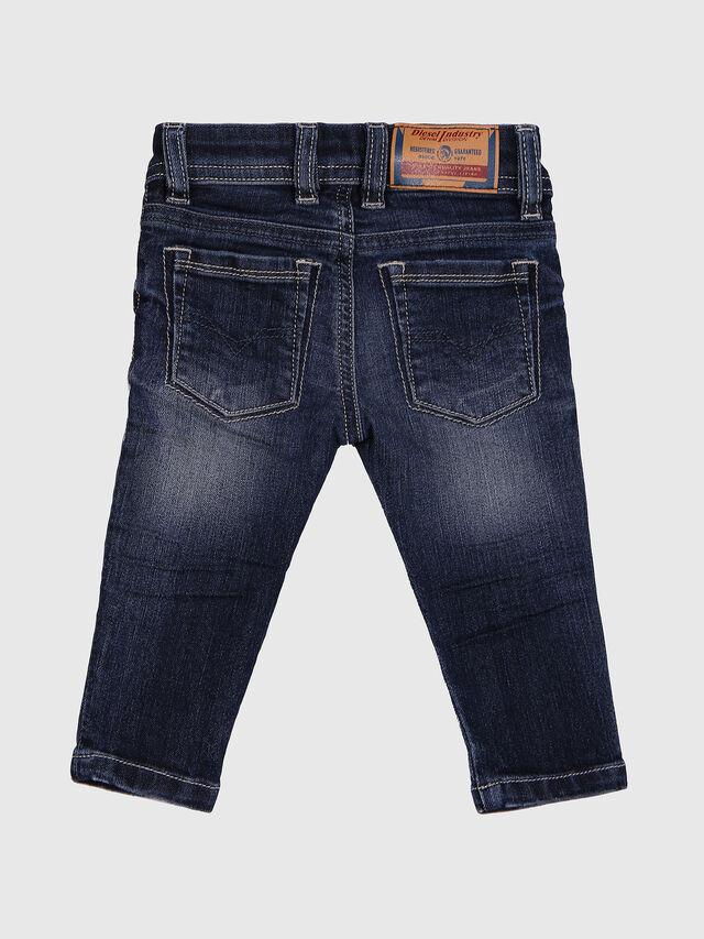 SLEENKER-B, Jeansblau
