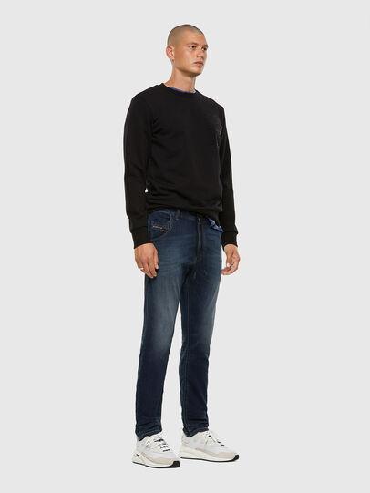 Diesel - KROOLEY JoggJeans® 069NE, Dunkelblau - Jeans - Image 5
