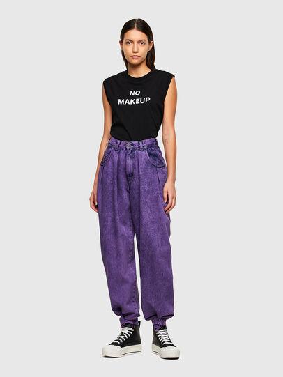 Diesel - D-Concias 009RR, Violett - Jeans - Image 6