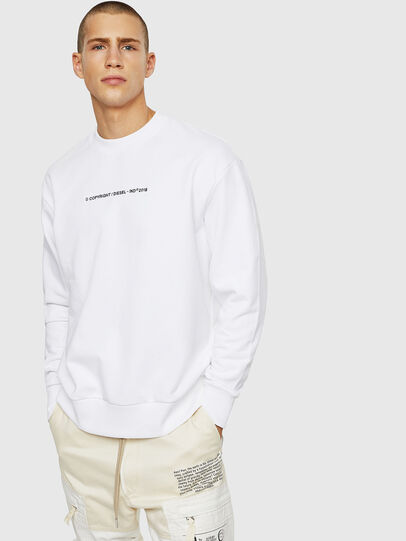 Diesel - S-BAY-COPY,  - Sweatshirts - Image 1