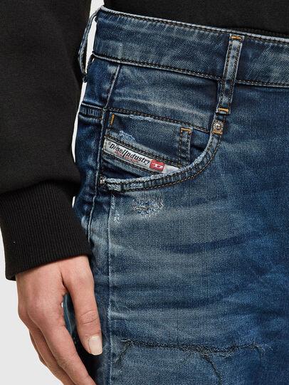 Diesel - Fayza JoggJeans® 069SZ, Dunkelblau - Jeans - Image 4