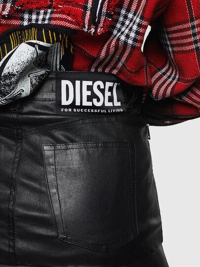 Diesel - L-BRYA, Schwarz - Röcke - Image 3