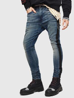 D-Amny 069GB, Mittelblau - Jeans
