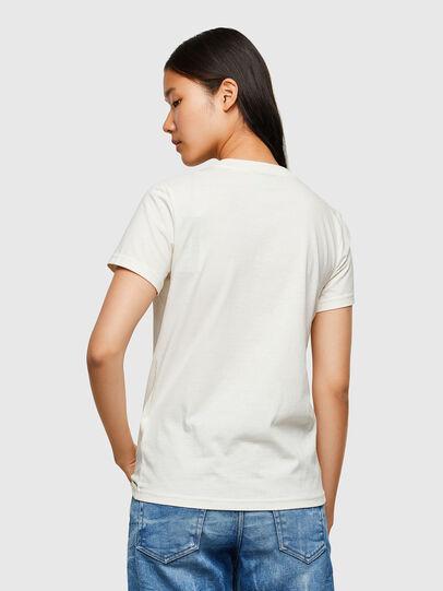 Diesel - T-SILY-R4, Weiß - T-Shirts - Image 2