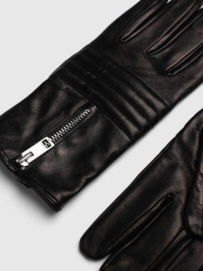 Diesel - GILARI-ML, Schwarz - Handschuhe - Image 2