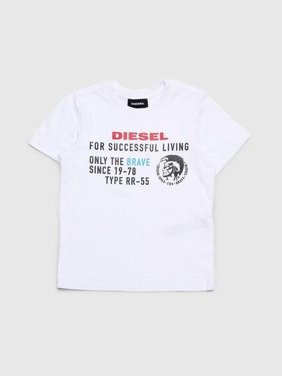Diesel - TDIEGOXB-R, Weiß - T-Shirts und Tops - Image 1