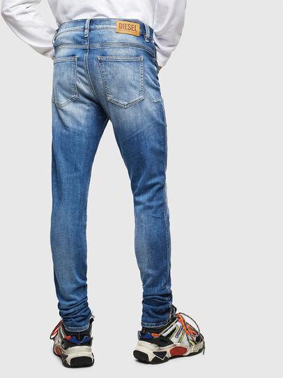 Diesel - D-Istort 009CJ, Mittelblau - Jeans - Image 2