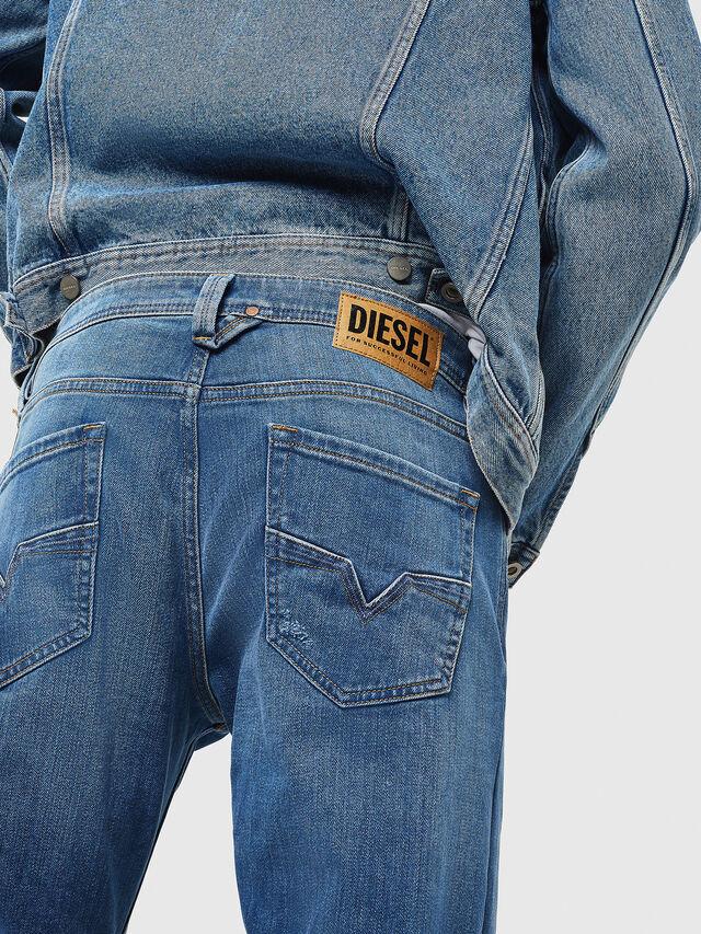 Diesel - Larkee 083AX, Hellblau - Jeans - Image 5