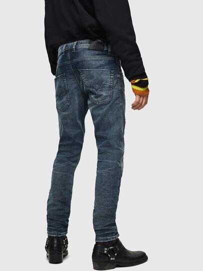 Diesel - Krooley JoggJeans 0870W, Mittelblau - Jeans - Image 2