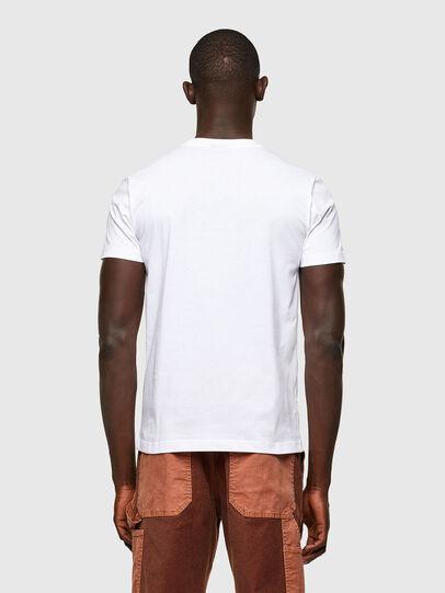 Diesel - T-DIEGOS-A2, Weiß - T-Shirts - Image 2