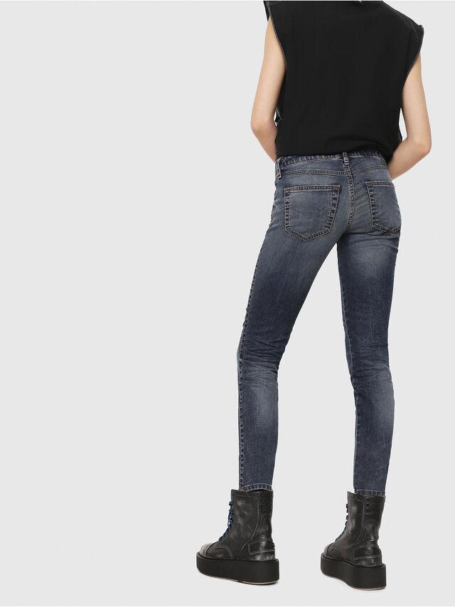 Diesel - Gracey JoggJeans 069FG, Dunkelblau - Jeans - Image 2