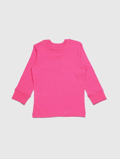 Diesel - TJUSTDIVISIONB ML-R, Rosa - T-Shirts und Tops - Image 2