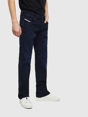 Larkee 0098I, Dunkelblau - Jeans