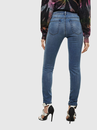 Diesel - D-Ollies JoggJeans® 069MC, Mittelblau - Jeans - Image 2
