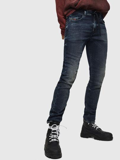 Diesel - Thommer JoggJeans 069GD, Dunkelblau - Jeans - Image 1