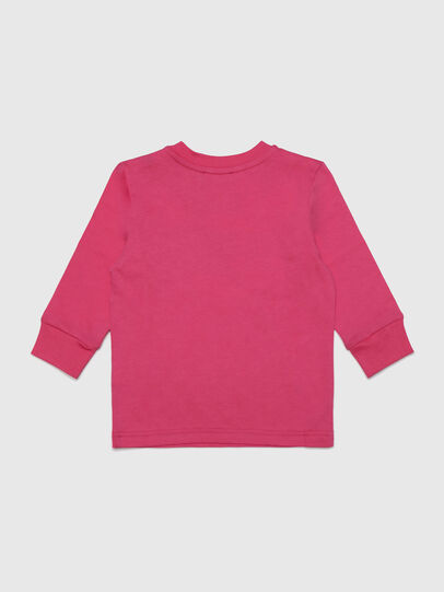 Diesel - TDIEGOCUTYB-FL ML, Rosa - T-Shirts und Tops - Image 2