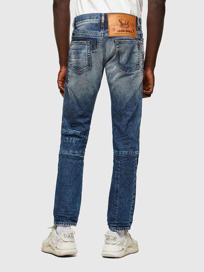 Diesel - D-Strukt 009NI, Mittelblau - Jeans - Image 2