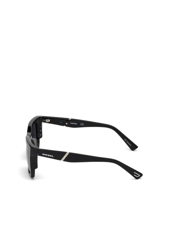 Diesel - DL0254, Schwarz - Sonnenbrille - Image 3