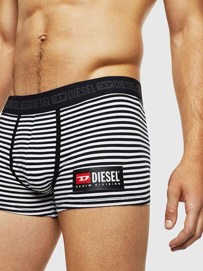 Diesel - UMBX-DAMIEN, Schwarz/Weiß - Boxershorts - Image 3
