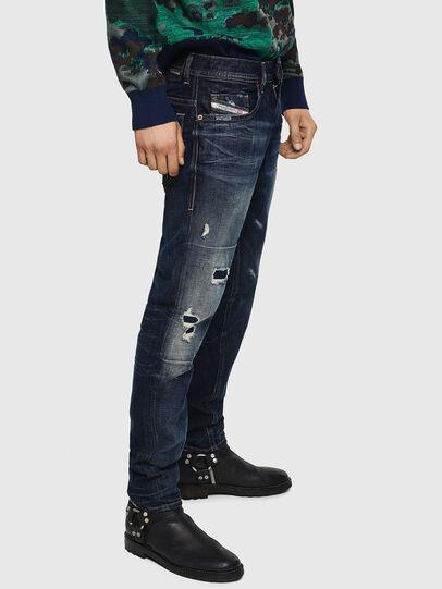 Diesel - Thommer 0890W, Dunkelblau - Jeans - Image 5