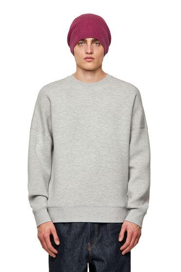 Sweatshirt aus Scuba-Material mit Stretch