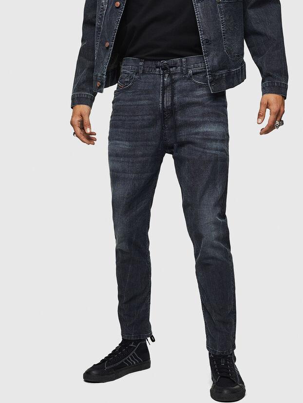 D-Vider JoggJeans 0090H, Dunkelblau - Jeans